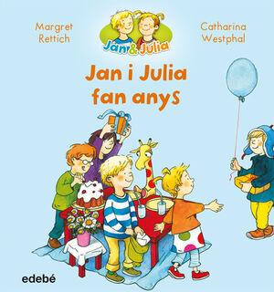 JAN I JULIA FAN ANYS