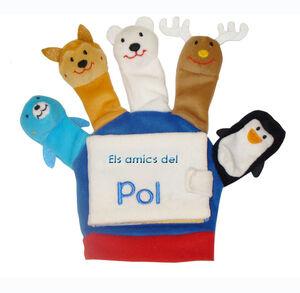 ELS AMICS DEL POL (LLIBRE GUANT)