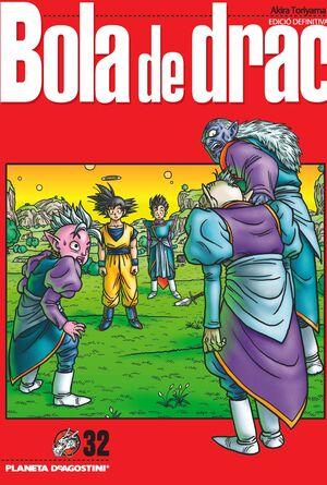 BOLA DE DRAC Nº 32/34 PDA
