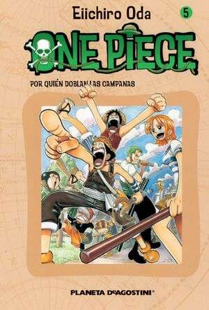 ONE PIECE Nº 05
