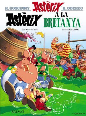 ASTÈRIX A LA BRETANYA