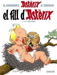 EL FILL D'ASTÈRIX