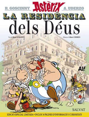 LA RESIDENCIA DELS DÉUS. EDICIÓ 2015
