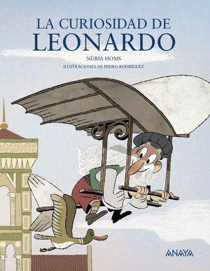 LA CURIOSIDAD DE LEONARDO