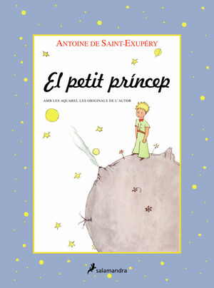 PETIT PRINCEP-ACUARELA-SALAMANDRA