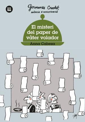 EL MISTERI DEL PAPER DE VÀTER VOLADOR. GERMANES CR