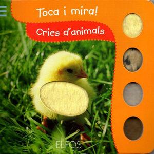 TOCA I MIRA. CRIES D'ANIMALS