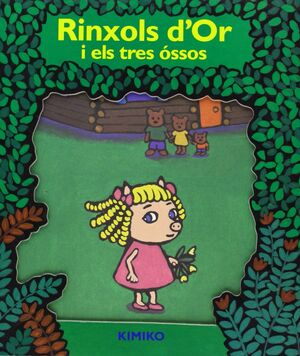 RINXOLS D'OR I ELS TRES OSSOS (ÀLBUM)