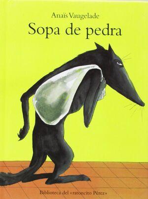 MINI - SOPA DE PEDRA