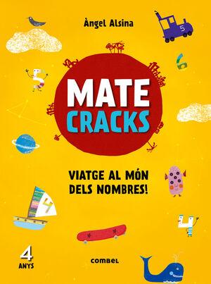 MATECRACKS VIATGE AL MÓN DELS NOMBRES! 4 ANYS