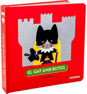 EL GAT AMB BOTES. EL CALAIX DE CONTES