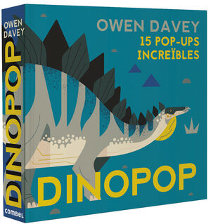DINOPOP. 15 POP-UPS INCREÏBLES
