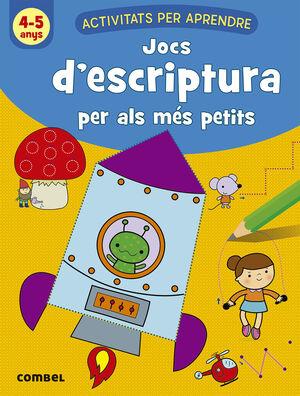 JOCS D'ESCRIPTURA PER ALS MÉS PETITS (4-