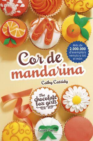 COR DE MANDARINA