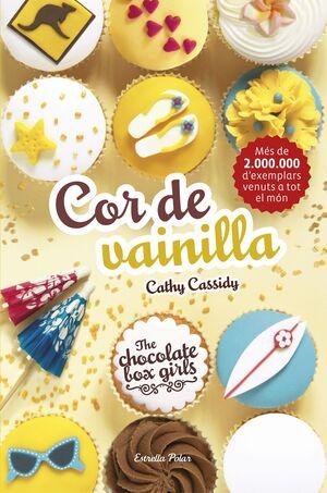 THE CHOCOLATE BOX GIRLS. COR DE VAINILLA