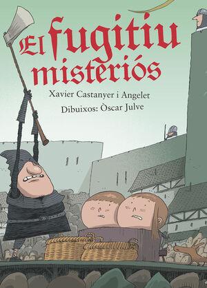 EL FUGITIU MISTERIÓS