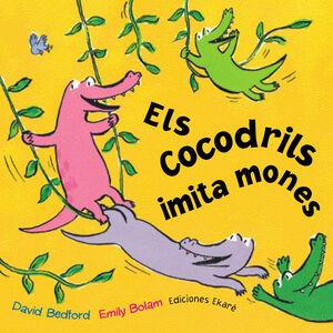 ELS COCODRILS IMITA MONES