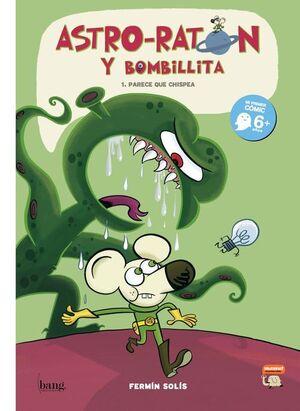 ASTRO-RATON Y BOMBILLITA 1