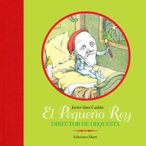 EL PEQUEÑO REY, DIRECTOR DE ORQUESTA