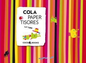 COLA, PAPER, TISORES