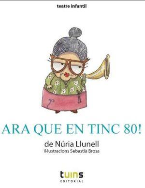 ARA QUE EN TINC 80!