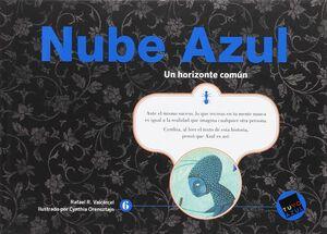 NUBE AZUL (SERIE AZUL 6 DE 8)