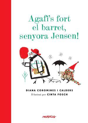 AGAFI'S FORT EL BARRET, SENYORA JENSEN