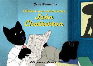 CÉLEBRES CASOS DEL DETECTIVE JOHN CHATTERTON