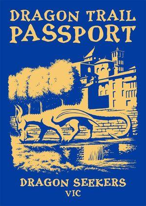 DRAGON TRAIL PASSPORT VIC