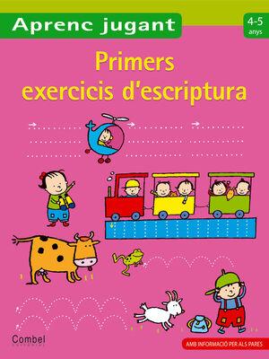 PRIMERS EXERCICIS D'ESCRIPTURA 4-5 ANYS