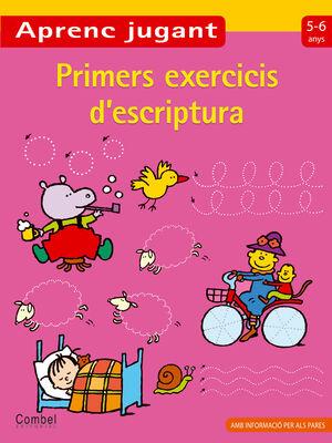 PRIMERS EXERCICIS D'ESCRIPTURA 5-6 ANYS