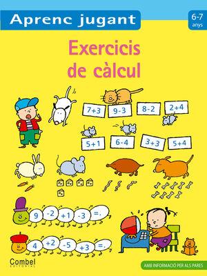 EXERCICIS DE CÀLCUL 6-7 ANYS
