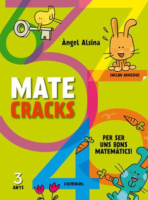 MATECRACKS PER SER UN BON MATEMÀTIC 3 AN