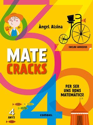 MATECRACKS PER SER UN BON MATEMÀTIC 4 AN