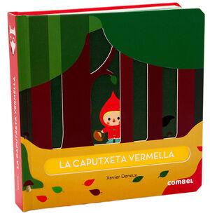 LA CAPUTXETA VERMELLA. EL CALAIX DE CONT