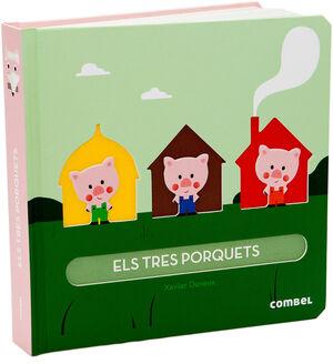 ELS TRES PORQUETS. EL CALAIX DE CONTES