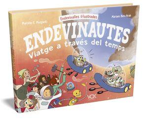 ENDEVINAUTES. VIATGE A TRAVÉS DEL TEMPS