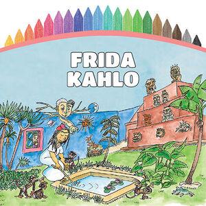 FRIDA KHALO -PINTEM MEDITERRANIA
