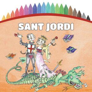PINTEM SANT JORDI