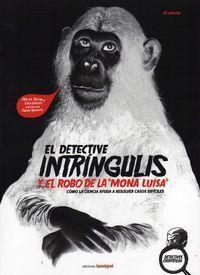 EL DETECTIVE INTRÍNGULIS Y EL ROBO DE LA